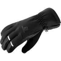 Salomon Mens Propeller Dry Ski Glove - Black