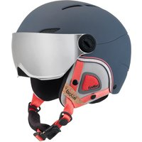 Bolle Womens Juliet Visor Helmet - Navy And Rose
