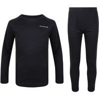 Dare2b Kids Cool Off Iii Base Layer Set - Black