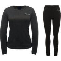 Dare2B Womens Insulate Base Layer Set - Black