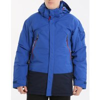 Didriksons Mens Lupe Jacket - Caribbean Blue