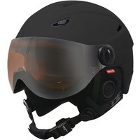 Manbi Park Visor Pro Helmet - Black Matt