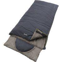 Outwell Contour Lux XL Sleeping Bag - Blue