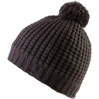 SealSkinz Waterproof Waffle Knit Beanie Hat - Grey