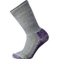 SmartWool Womens Mountaineering Extra Heavy Crew Sock - Mountain Purple
