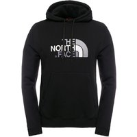 The North Face Mens Drew Peak Pullover Hoodie - TNF Black