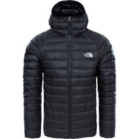The North Face Mens Trevail Down Hoodie - TNF Black