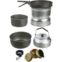 Trangia 25 8 UL HA Cooker Hardanodised with Kettle