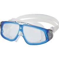 Aqua Sphere Seal 2.0 Mask - Clear Lens - Light Blue