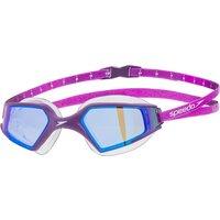 Speedo Aquapulse Max Mirror 2 Goggle - Black/Orange Gold