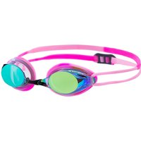 Vorgee Missile Fuze Rainbow Mirror Goggle - Blue/Light Blue