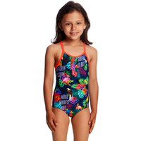 Funkita Tots Girls Tropic Tag Swimsuit