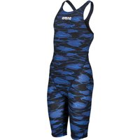 Arena Girls Limited Edition Powerskin ST 2.0 Full Body Short Leg - Blue and Royal