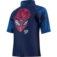 Speedo Tots Boys Marvel Spiderman Sun Top