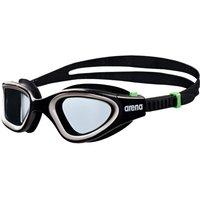 Arena Envision Goggle - Black/Smoke/Green