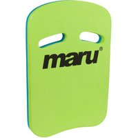 Maru Two Grip Fitness Kickboard - Pink/Lime
