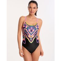 Zoggs Toggs Dreamcatcher Star Back Swimsuit