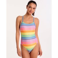 Zoggs Toggs Tranquil T Back Swimsuit