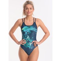 Adidas Parley Abstract Wave Swimsuit