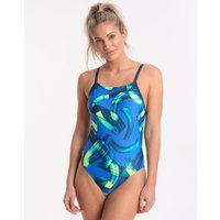 Adidas Parley Paint Stroke Swimsuit