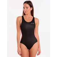 Orca Colourblock Swimsuit - Black and Pink