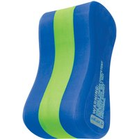 Vorgee Junior 3 Layer Pull Buoy - Blue/Lime