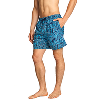 Zoggs Coral Floral 16 inch Swim Short