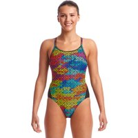 Funkita Celtic Pride Diamond Back Swimsuit