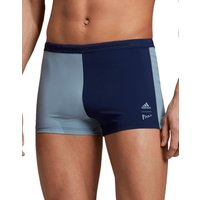Adidas Mens Parley Colour Block Swim Trunk - Legend Ink