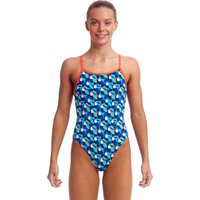 Funkita Girls Touche Eco Single Strap Swimsuit