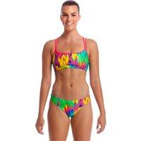 Funkita Ruffles Criss Cross Bikini