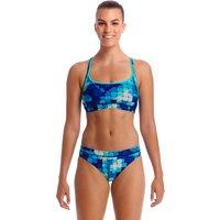 Funkita Deep Impact Racerback Bikini