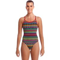 Funkita Fire Tribe Diamond Back Swimsuit