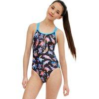 Maru Girls Turtle Bay Sparkle Swimsuit