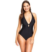 Zoggs Lattice Deep Back Swimsuit