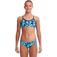 Funkita Girls Holy Sea Racerback Bikini