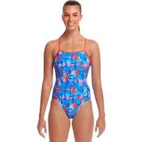Funkita Flaming Vegas Single Strap Swimsuit