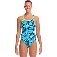 Funkita Bird Brain Eco Diamond Back Swimsuit