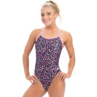 Dolfin Uglies Kool Kat String Back Swimsuit - Multi