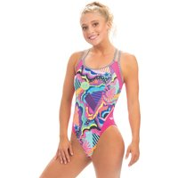 Dolfin Uglies Shooting Star Double Strap Swimsuit