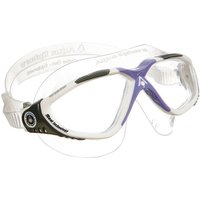 Aqua Sphere Vista Lady Goggle - Clear Lens - White/Red