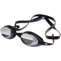 Arena Cobra Mirror Goggle - Black with smoke/silver lens
