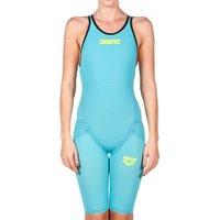 Arena Powerskin Carbon Flex VX Full Body Short Leg - Turquoise