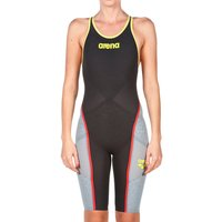 Arena Powerskin Carbon Ultra Full Body Short Leg - Dark Grey
