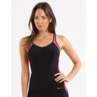 Freya Active Tankini Swim Top - Black