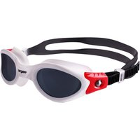 Vorgee Vortech Polarized Goggle - Black/Red