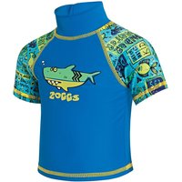 Zoggs Tots Boys Sun Protection Top - Blue