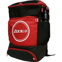 Zone3 Transition Backpack - Black and Red