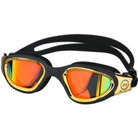 Zone3 Vapour Goggles - Revo Black and Gold