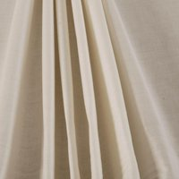 60 Wide Poly Cotton Curtain Lining Cream